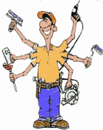 Your local, reliable, one-on-one handyman!